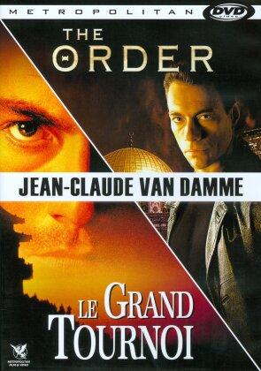 Jean-Claude van Damme - The Order / Le grand tournoi (2 DVDs)