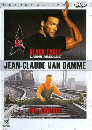 Jean-Claude van Damme - Black Eagle - L'arme absolue / Full Contact