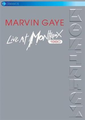 Marvin Gaye - Live at Montreux 1980 (EV Classics)