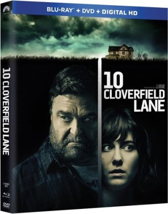 10 Cloverfield Lane (2016) (Blu-ray + DVD)