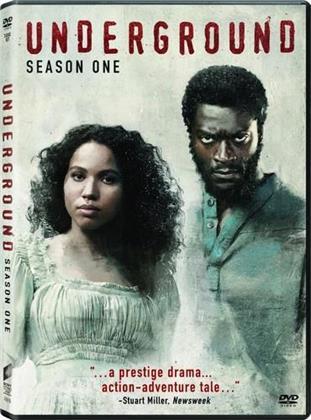 Underground - Season 1 (3 DVD)