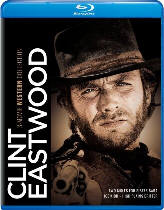 Clint Eastwood - 3-Movie Western Collection (3 Blu-rays)