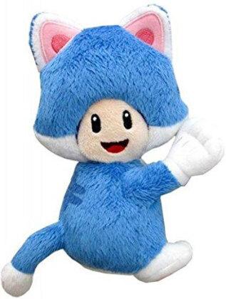 Nintendo: Toad Katze Handmagnet - Plüsch