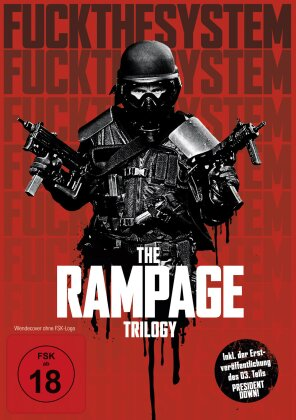 The Rampage Trilogy (3 DVDs)