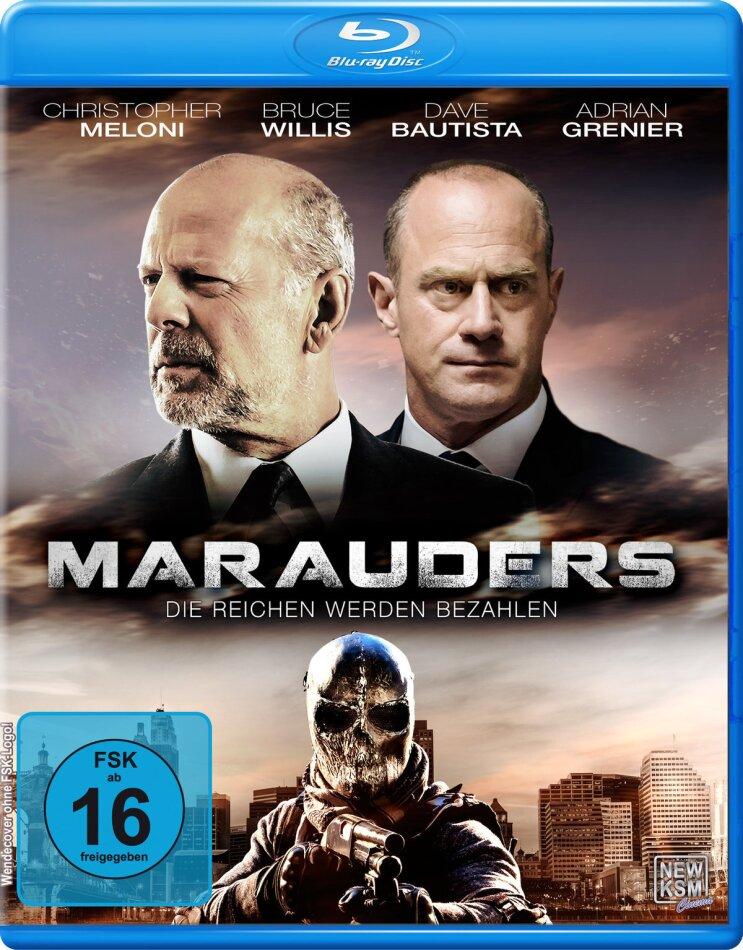 Marauders - Die Reichen werden bezahlen (2016)