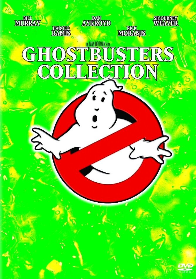 Ghostbusters Collection - Ghostbursters 1+2 (2 DVDs)