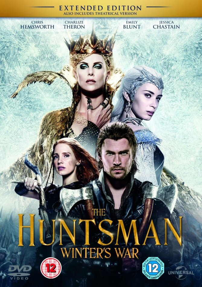 The Huntsman - Winter's War (2016) (Extended Edition, Kinoversion)