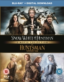 Snow White And The Huntsman / The Huntsman - Winter's War (2 Blu-ray)