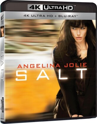 Salt (2010) (4K Ultra HD + Blu-ray)