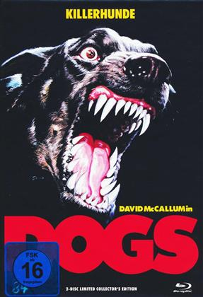 Dogs (1976) (Limited Collector's Edition, Mediabook, Blu-ray + DVD)