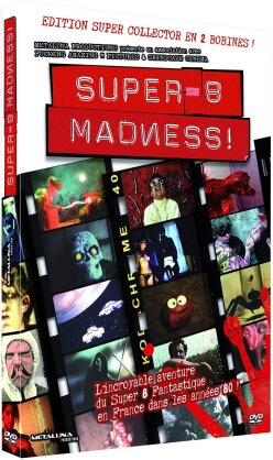 Super-8 Madness! (2015) (n/b, Collector's Edition)