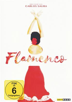 Flamenco Trilogie (Arthaus, 3 DVDs)