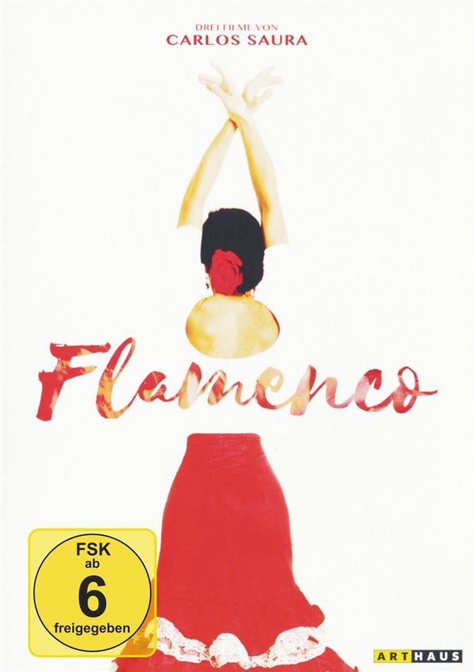 Flamenco Trilogie (Arthaus, 3 DVD)