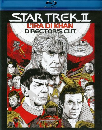 Star Trek 2 - L'ira di Khan (1982) (Director's Cut, Kinoversion)