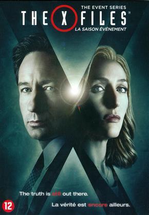 The X Files - Saison 10 - La saison événement (3 DVD)