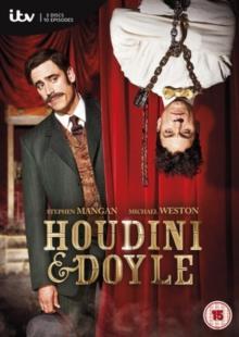 Houdini & Doyle - Series 1 (3 DVD)
