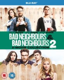 Bad Neighbours / Bad Neighbours 2 (2 Blu-rays)