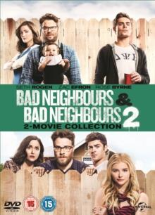 Bad Neighbours / Bad Neighbours 2 (2 DVDs)