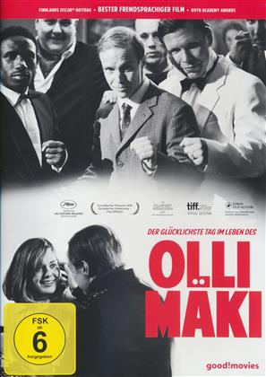 Der glücklichste Tag im Leben des Olli Mäki (2016)