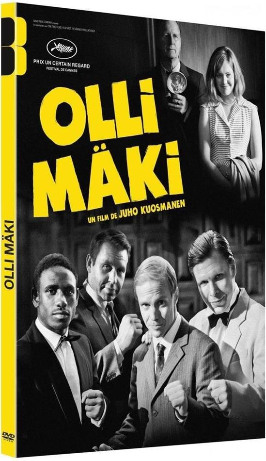 Olli Mäki (2016) (n/b, Digibook)