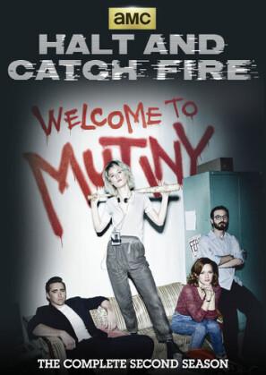 Halt and Catch Fire - Season 2 (3 DVDs)