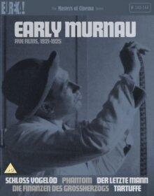 Early Murnau - Five Films 1921-1925 (Eureka!, Masters of Cinema, 2 Blu-rays)