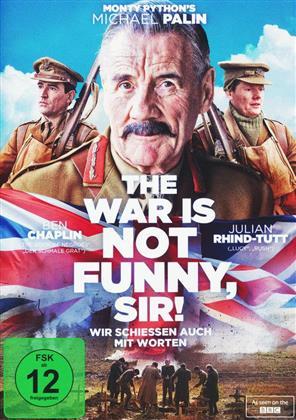 The war is not funny, Sir! - Wir schiessen auch mit Worten (2013)