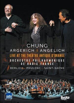 Orchestre National De Radio France, Myung-Whun Chung, … - Berlioz / Poulenc / Saint-Saëns (Bel Air Classique)