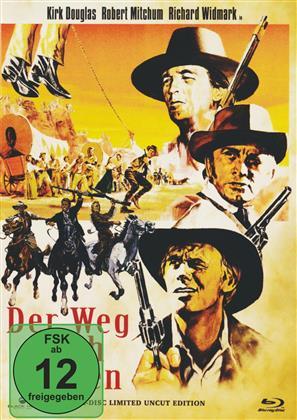 Der Weg nach Westen (1967) (Cover A, Limited Edition, Uncut, Mediabook, Blu-ray + DVD)