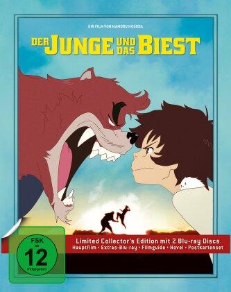 Der Junge und das Biest (2015) (Limited Collector's Edition, 2 Blu-rays)