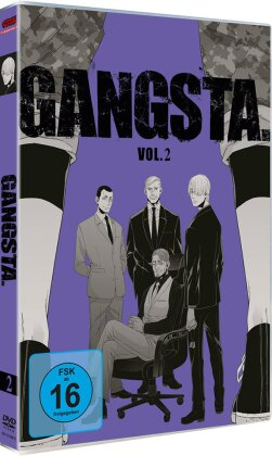 Gangsta - Vol. 2 (2015)