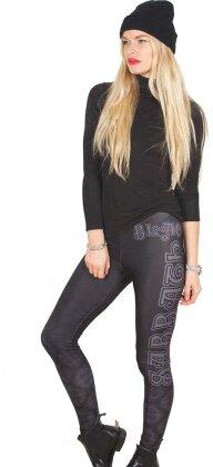 Black Sabbath Ladies Fashion Leggings - Celtic Logo - Taglia M/L