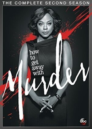 How to Get Away with Murder - Season 2 (4 DVDs)