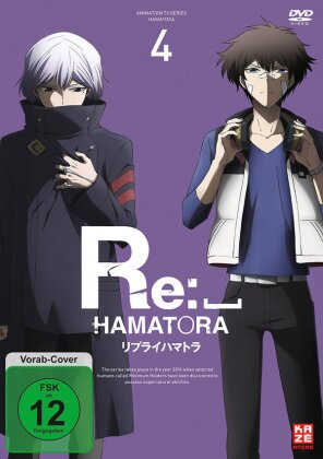 Re: Hamatora - Staffel 2 - Vol. 4