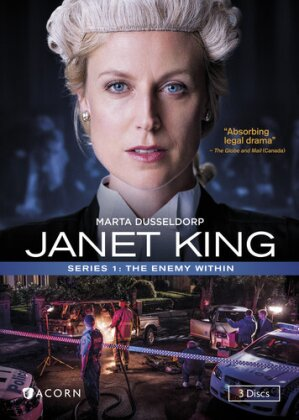 Janet King - Series 1: The Enemy Within (3 DVDs)