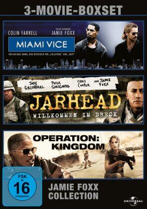 Jamie Foxx Collection - Miami Vice / Jarhead / Operation: Kingdom (3 DVDs)