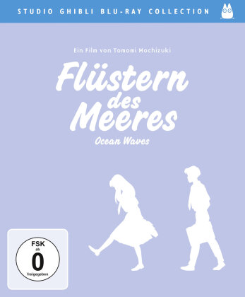 Flüstern des Meeres - Ocean Waves (1993) (Studio Ghibli Blu-ray Collection, Digibook)