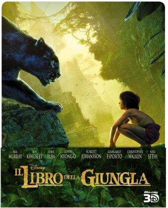 Il libro della giungla (2016) (Steelbook, Blu-ray 3D + Blu-ray)