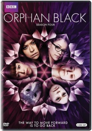 Orphan Black - Season Four (BBC, 3 DVD)