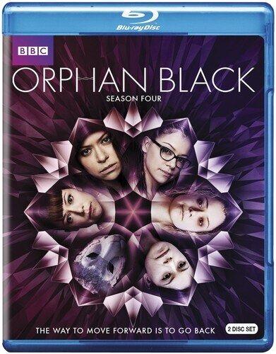 Orphan Black: Season 4 - Orphan Black: Season 4 (2PC) (BBC, 2 Blu-rays)