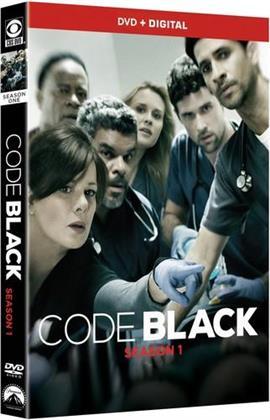 Code Black - Season 1 (5 DVDs)