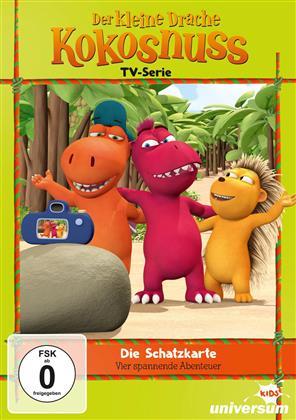 Der kleine Drache Kokosnuss - TV-Serie - Die Schatzkarte