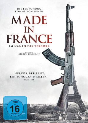 Made in France - Im Namen des Terrors (2015)