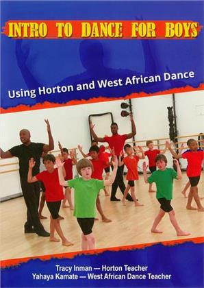 Intro to Dance for Boys - Using Lester Horton and West African Dance