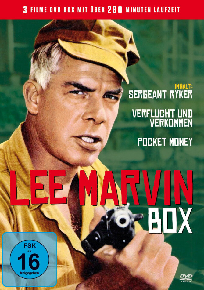 Lee Marvin Box