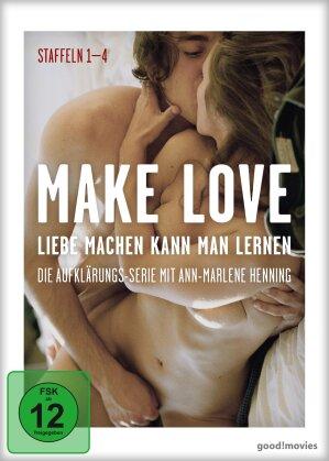Make Love - Liebe machen kann man lernen - Staffeln 1 - 4 (5 DVDs)