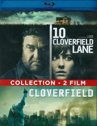10 Cloverfield Lane / Cloverfield (2 Blu-ray)