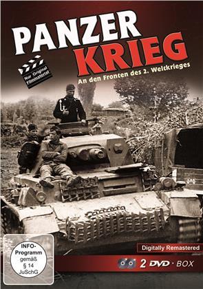 Panzer Krieg - An den Fronten des 2. Weltkrieges (Versione Rimasterizzata, 2 DVD)