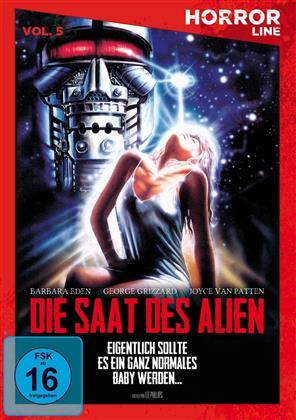 Die Saat des Alien (1974) (Horror Line)