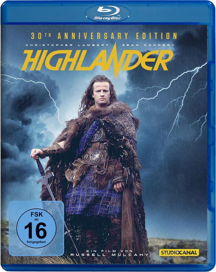 Highlander (1986) (30th Anniversary Edition)